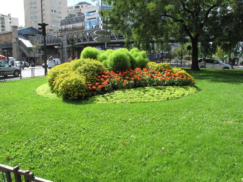 Озеленение территории в Москве